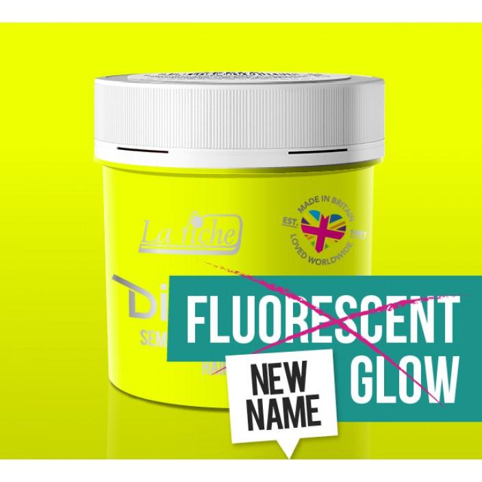 צבע צהוב פלוריסנטי - FLUORESCENT YELLOW