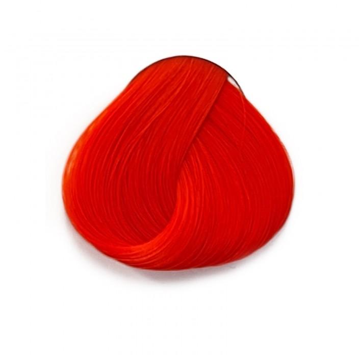 כתום פלוריסנטי - ערכת צבע מלאה